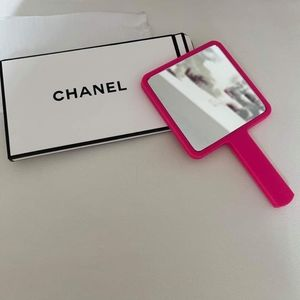 New Bright Chanel Pink Mirror